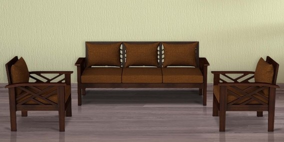 Wood Furniture Design Sofa Set teak wood sofa set designs - leather sectional sofa