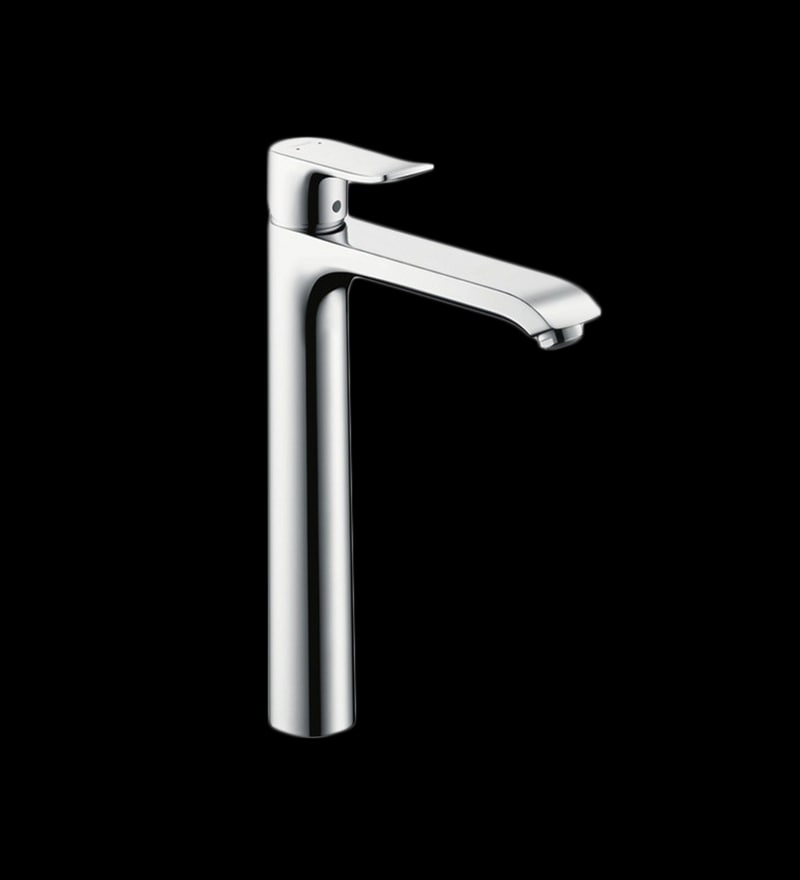 Hansgrohe Metrix Chrome Brass Basin Tap