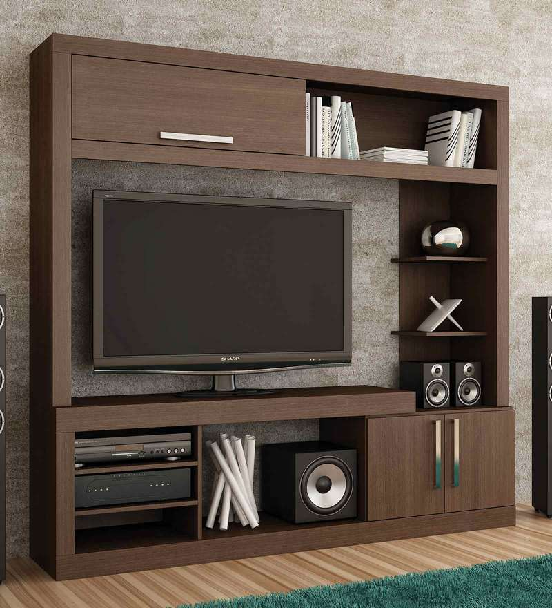 Haruto Entertainment Unit in Tobacco Finish by Mintwud