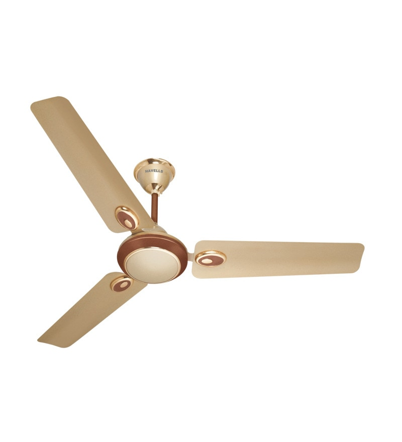 Havells Fusion Ceiling Fan -Beige Brown