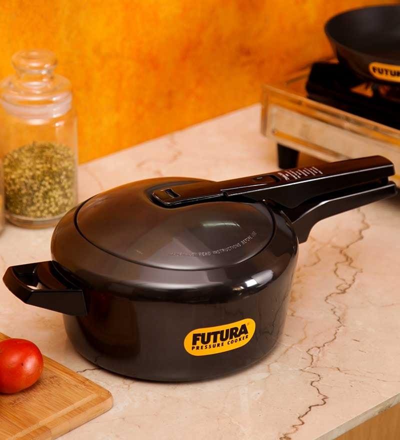 Buy Hawkins Futura Hard Anodized 4 Ltr Pressure Cooker