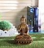 Gotam Buddha Idol in Multicolor by Mudramark