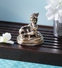 Tarak Krishna Idol in Brown by Mudramark