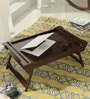 Harrington Study & Laptop Table in Provincial Teak Finish by Woodsworth