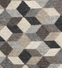 HDP Multicolour Wool 55 x 79 Inch Hand Made Carpet