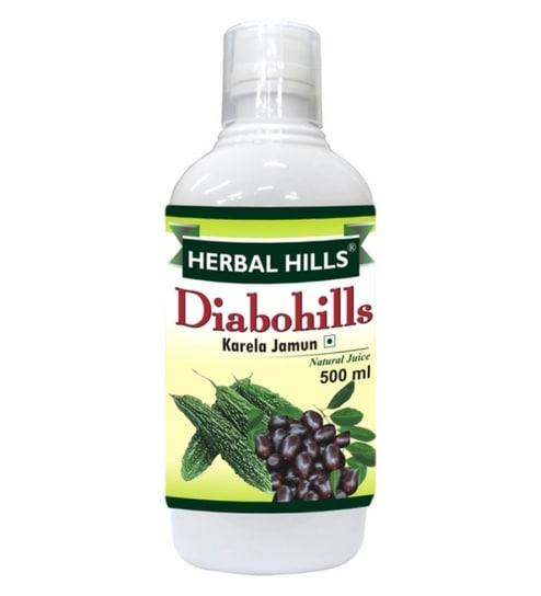 955c73e69c03 Herbal Hills Diabohills Karela Jamun Juice (Combo) by Herbal Hills Online -  Ayurveda   Herbals - Bath   Body - Pepperfry Product