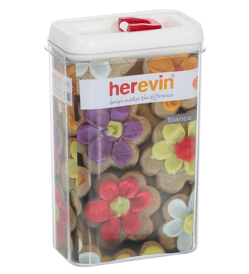 Herevin Luxor Cylindrical 2.4 L Storage Canister