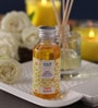 Healthvit Orange Blossom Flora Reed Diffuser with Ceramic Pot