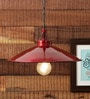 Height of Designs Red Iron 40 W LED Pendant