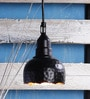Black 40W LED Pendant Light by Height of Designs