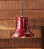 Red 40W LED Pendant Light by Aasras