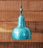 Height of Designs Teal 40W LED Pendant Light