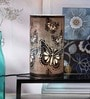 Butterfly White Acrylic Table Lamp by Aasras