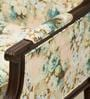 Lorraine Arm Chair in Chintz Print by Amberville