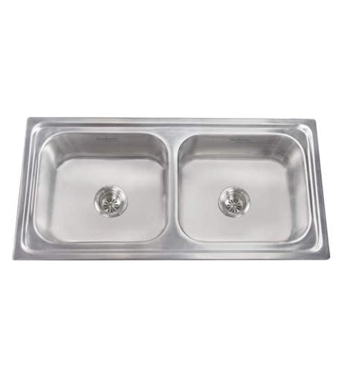 Hindware Imperio Stainless Steel Kitchen Sink Model No Imperiom37x18x8