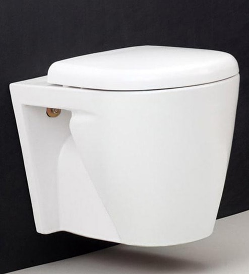 Swell Hindware White Ceramic Water Closet Gmtry Best Dining Table And Chair Ideas Images Gmtryco