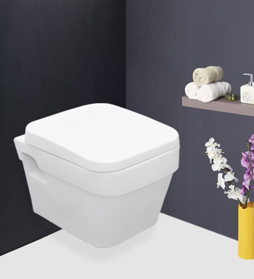 Amazing Hindware Marvel Pastel Ceramic Water Closet Gmtry Best Dining Table And Chair Ideas Images Gmtryco