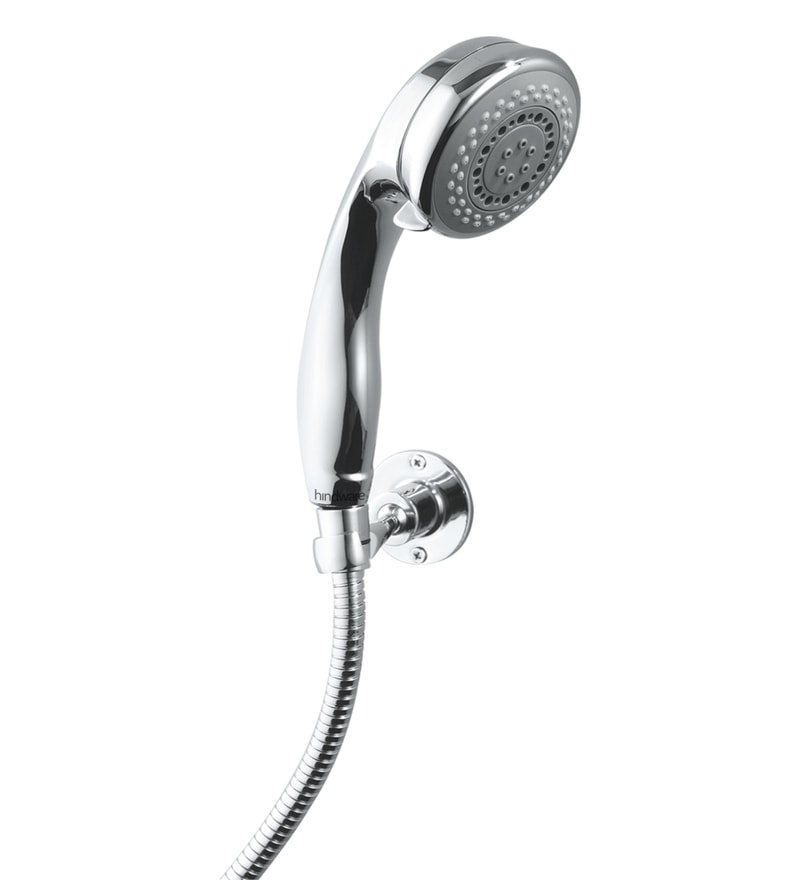 Hindware Chrome ABS 9.8 Inch Handheld Shower