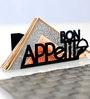 Hit Play Bon Appetit Napkin Holder