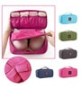Hitplay Nylon Pink Undergarment Pouch Set