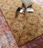 Brown Wool 60 x 96 Inch Area Rug by HNS Homes