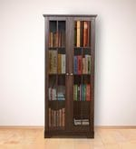 Holly Bookcase in Walnut Colour