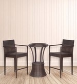 Homely Two Seater Bar Set
