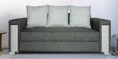 Hodson Three Seater sofa in Grey Colour