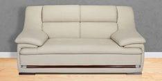 Hola Two Seater Sofa in Cream Colour