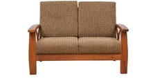 Winston Solidwood Two Seater Sofa
