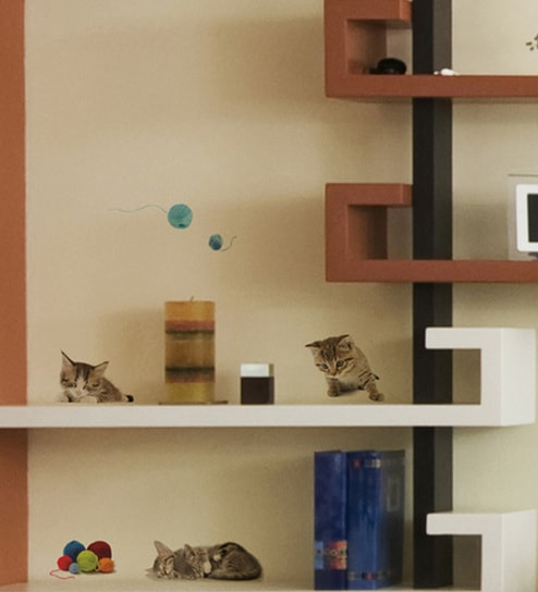 ... Wall Sticker Home Decor Buy Vinyl Cats Wall Sticker By Home Decor Line  Online Animals ... Part 95