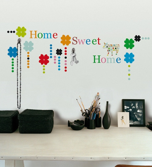Amazing Vinyl Lucky Cow Wall Sticker By Home Decor Line Part 31