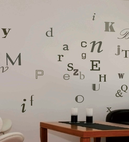 Incroyable Vinyl Type Wall Sticker By Home Decor Line