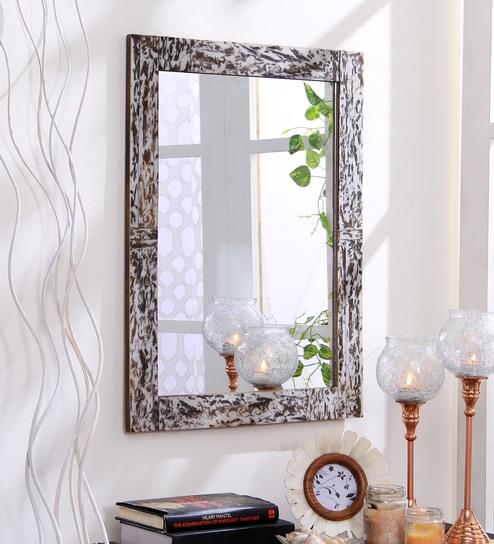 mdf furniture design. Brown Resin \u0026 MDF Decorative Marble Design Wall Mirror By Hosley Mdf Furniture
