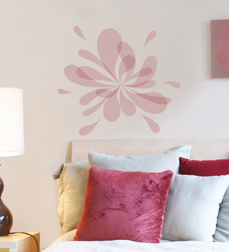 Vinyl Splash Wall Sticker by Home Decor Line