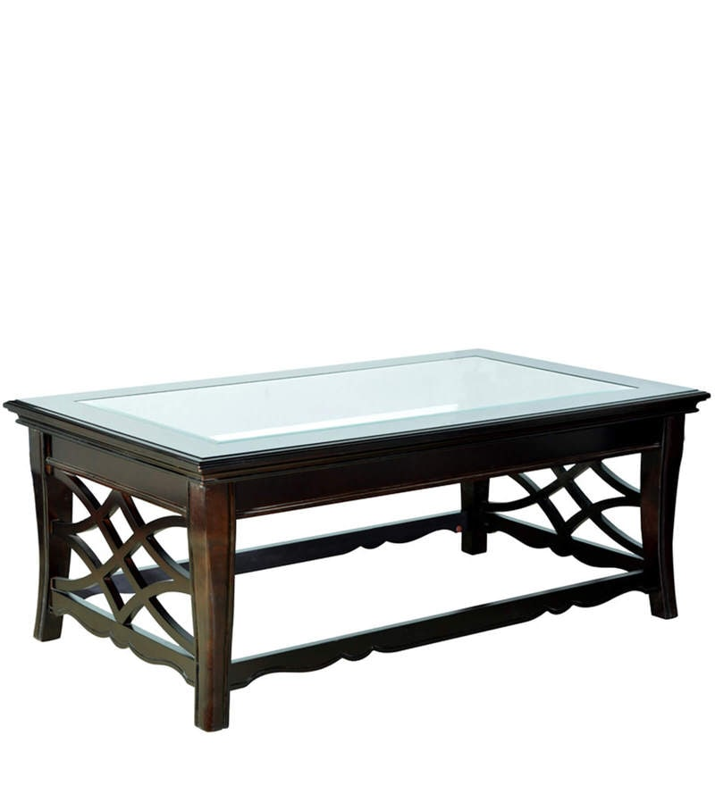 Buy Nina Solidwood Centre Table By Hometown Online
