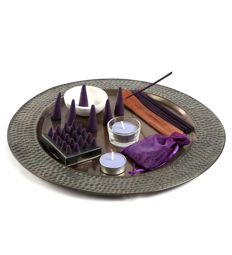 Sensual Therapy Incense Gift Set by Hosley