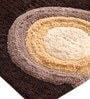 Multicolour Polyester 60 x 36 Inch Solar System Area Rug by HomeFurry