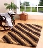 Multicolour Polyester 71 x 47 Inch Twister Area Rug by HomeFurry