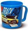 Hot Wheels Blue Mug 200 Ml (BPA Free) by Only Kidz (Set of 2)