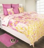 Purple 100% Cotton Bed sheet by House This