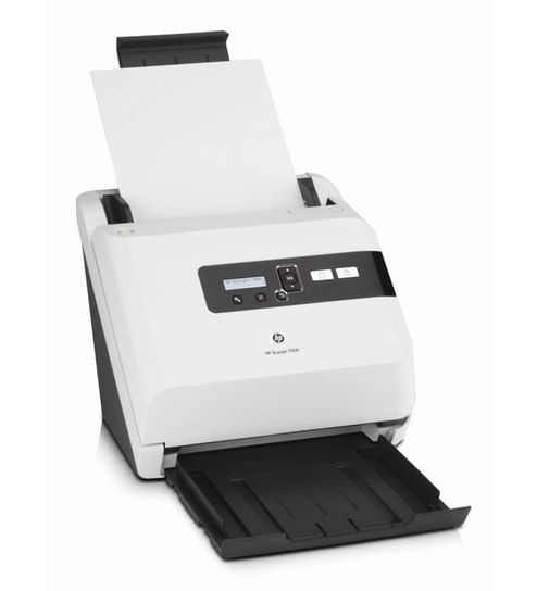 HP Scanjet 7000 sheet-feed scanner by HP Online - Scanners - Home