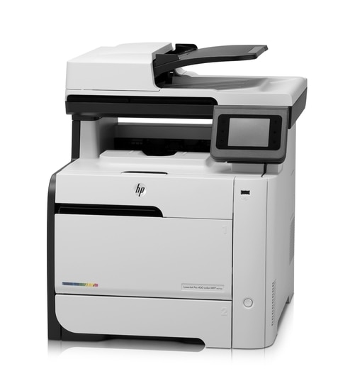 HP Laserjet Pro 400 Color MFP M-475dn Printer by HP Online