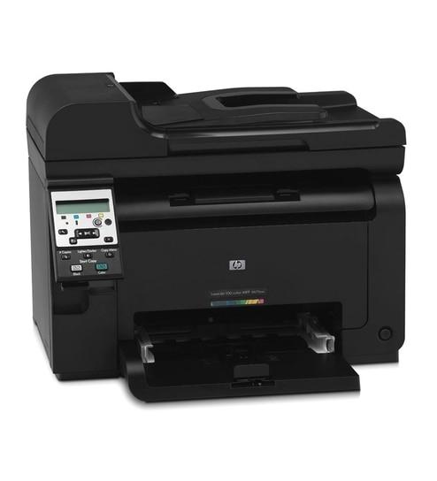 hp laserjet pro color mfp 175 nw printer new printer by hp online laser home office. Black Bedroom Furniture Sets. Home Design Ideas
