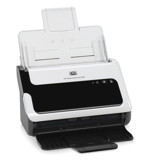 Hp Scanjet Professional 3000 Sheet-feed Scanner by HP Online