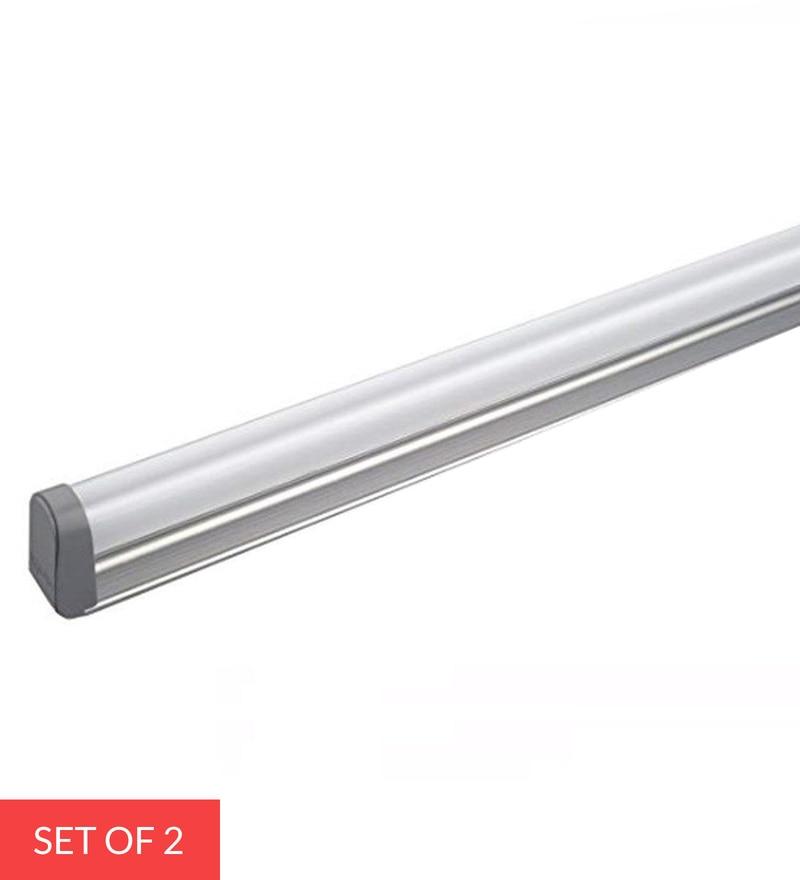 Buy 10 Watt Warm White LED Batten, Set of 2 Online - LED