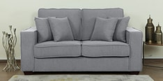 Hugo Two Seater Sofa in Ash Grey Colour