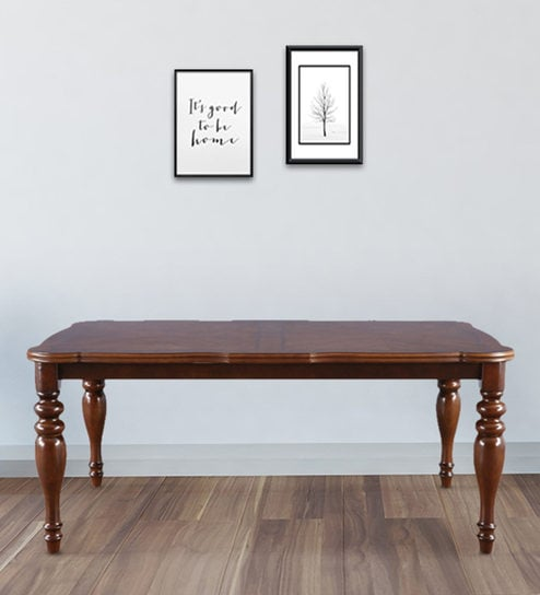 Hubert Solidwood Six Seater Dining Table by HomeTown