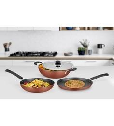 Ideale Aluminium Non Stick Cookware Set Of 4 - 1619046