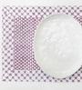 IkkaDukka Marnie Plum Cotton Placemats - Set of 4